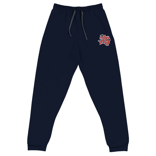 HS Embroidered Unisex Joggers