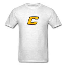 Load image into Gallery viewer, Custom Canes Baseball Tee - light heather gray