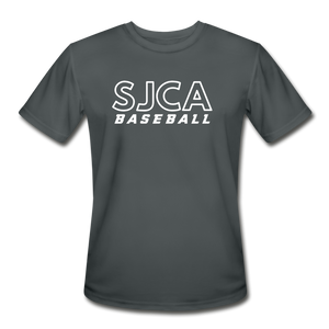SJCA Baseball Dri-Fit - charcoal