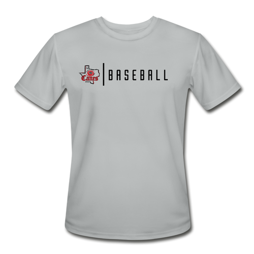 TCE Baseball Adult Dri-Fit - silver