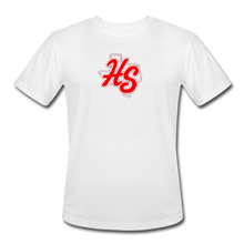 Load image into Gallery viewer, HotShots Logo Adult Dri-Fit - white