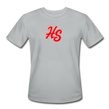 Load image into Gallery viewer, HotShots Logo Adult Dri-Fit - silver