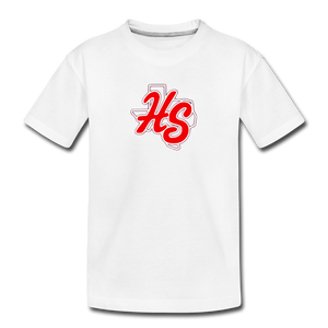 HotShots Logo Toddler Premium T-Shirt - white