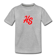 Load image into Gallery viewer, HotShots Logo Toddler Premium T-Shirt - heather gray