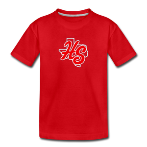 HotShots Logo Toddler Premium T-Shirt - red