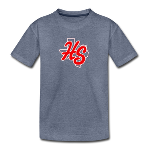 HotShots Logo Toddler Premium T-Shirt - heather blue