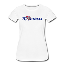 Load image into Gallery viewer, East Coast Mombers Women's Premium T-Shirt - white