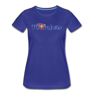 East Coast Mombers Women's Premium T-Shirt - royal blue