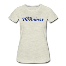 Load image into Gallery viewer, East Coast Mombers Women's Premium T-Shirt - heather oatmeal