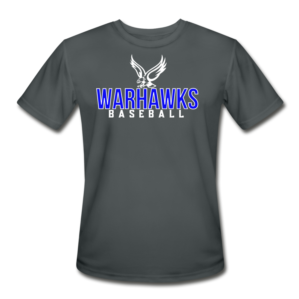 Customize ME!! Warhawks Bold Adult Dri-Fit - charcoal