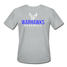Load image into Gallery viewer, Customize ME!! Warhawks Bold Adult Dri-Fit - silver