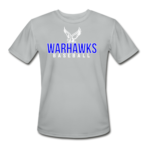 Customize ME!! Warhawks Bold Adult Dri-Fit - silver
