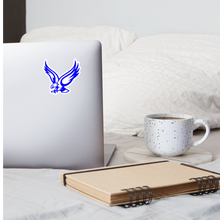 Load image into Gallery viewer, Warhawks Logo Sticker - white matte