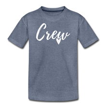 Load image into Gallery viewer, Crew Love Kids' Premium T-Shirt- Customize Me! - heather blue