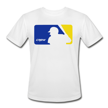 Load image into Gallery viewer, Crew Love Baseball Custom Colors Adult Dri-Fit- Customize Me! - white