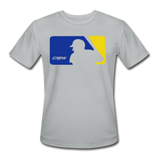 Load image into Gallery viewer, Crew Love Baseball Custom Colors Adult Dri-Fit- Customize Me! - silver