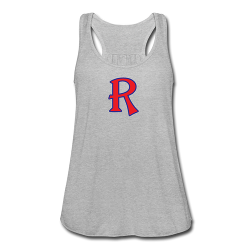 Renegades Logo Women's Flowy Tank - heather gray