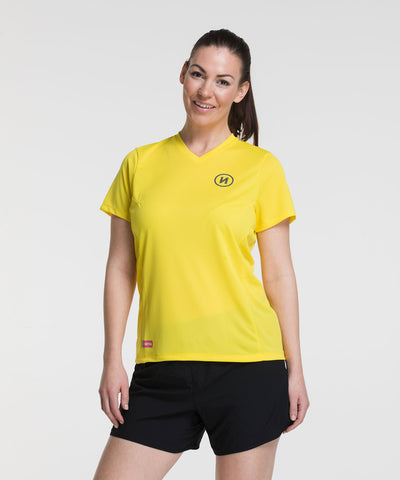 Malahide Tee - Yellow