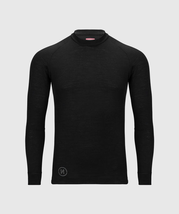 North Bay Base Layer - Black