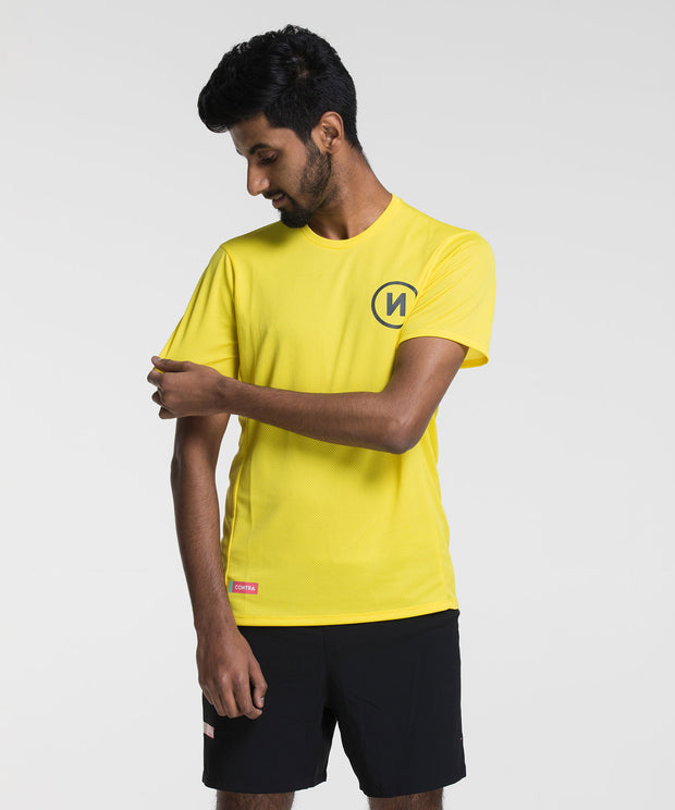 Main Beach Tee - Yellow