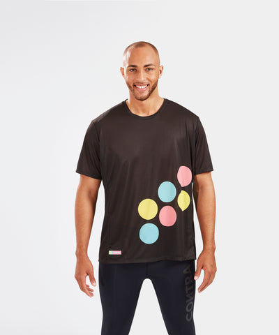Dots Short Sleeve T-Shirt