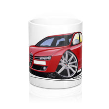 Load image into Gallery viewer, Alfa Romeo 159 - Caricature Car Art Coffee Mug