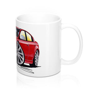Alfa Romeo 159 - Caricature Car Art Coffee Mug