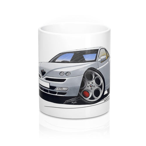 Alfa Romeo GTV - Caricature Car Art Coffee Mug