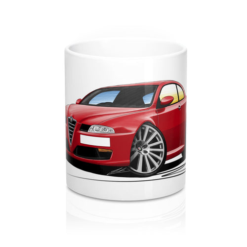 Alfa Romeo GT - Caricature Car Art Coffee Mug