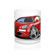 Load image into Gallery viewer, Alfa Romeo MiTo - Caricature Car Art Coffee Mug