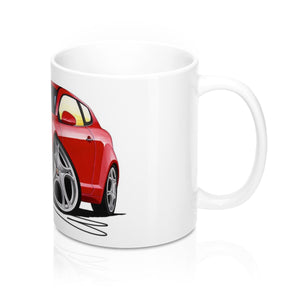 Alfa Romeo MiTo - Caricature Car Art Coffee Mug