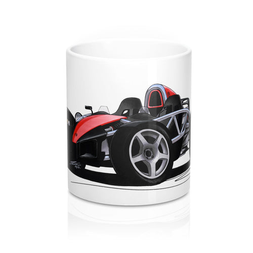 Ariel Atom - Caricature Car Art Coffee Mug