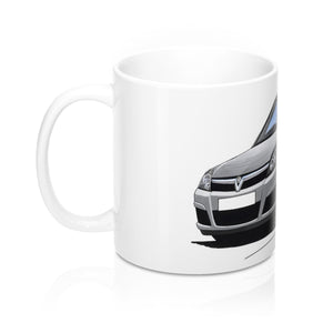 Vauxhall Astra (Mk5) SRi (5dr) - Caricature Car Art Coffee Mug