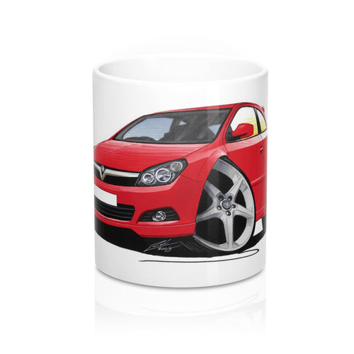 Vauxhall Astra (Mk5) SRi  - Caricature Car Art Coffee Mug