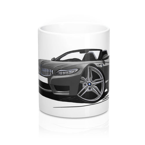 BMW Z4 (E89) - Caricature Car Art Coffee Mug