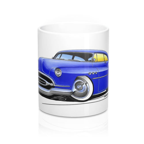 Buick Super Riviera (1952) - Caricature Car Art Coffee Mug