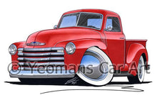 Load image into Gallery viewer, Chevrolet 3100 Pick-Up - Caricature Car Art Coffee Mug