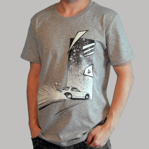 Drift RX7 - Car Art T-Shirt