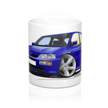 Load image into Gallery viewer, Ford Escort RS Cosworth - Caricature Car Art Coffee Mug