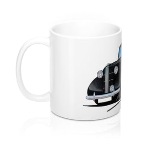 London FX3 Taxi - Caricature Car Art Coffee Mug