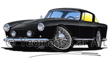 Load image into Gallery viewer, Ferrari 250 GT Coupe - Caricature Car Art Coffee Mug