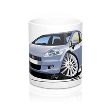 Load image into Gallery viewer, Fiat Grande Punto - Caricature Car Art Coffee Mug