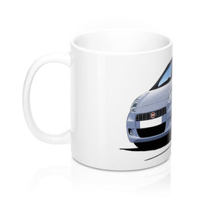 Fiat Grande Punto - Caricature Car Art Coffee Mug