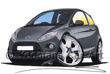 Load image into Gallery viewer, Ford Ka (Mk2) - Caricature Car Art Coffee Mug