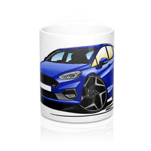 Load image into Gallery viewer, Ford Fiesta (Mk8) ST (5dr) - Caricature Car Art Coffee Mug