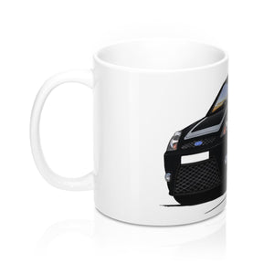 Ford Fiesta (Mk6)(Facelift) ST500 - Caricature Car Art Coffee Mug