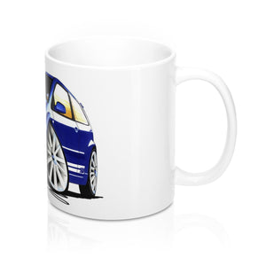Ford Fiesta (Mk6)(Facelift) ST - Caricature Car Art Coffee Mug