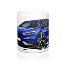 Load image into Gallery viewer, Ford Focus (Mk4) ST - Caricature Car Art Coffee Mug