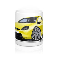 Load image into Gallery viewer, Ford Puma Millennium Edition - Caricature Car Art Coffee Mug