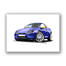 Load image into Gallery viewer, Ford Racing Puma - Caricature Car Art Print